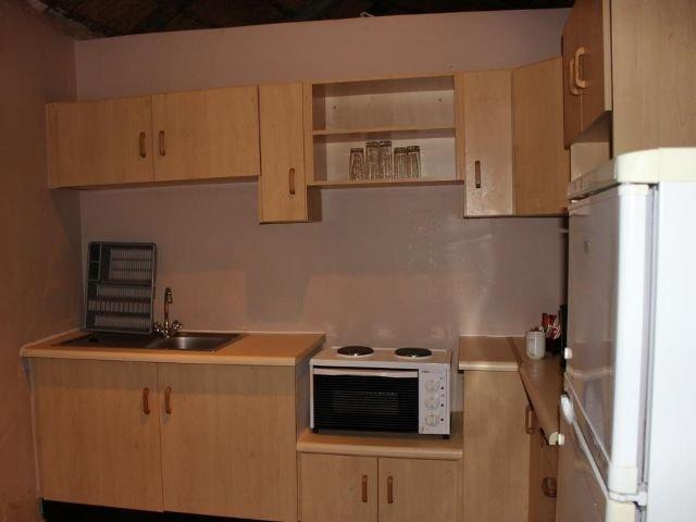 gooderson dumazulu lodge - keuken