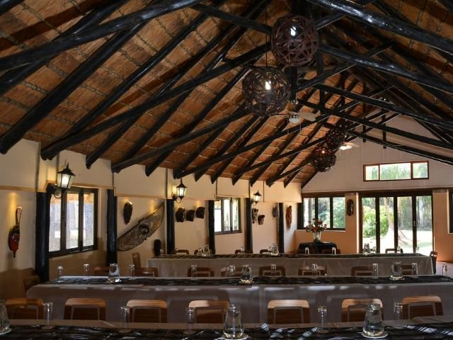 gooderson dumazulu lodge - restaurant