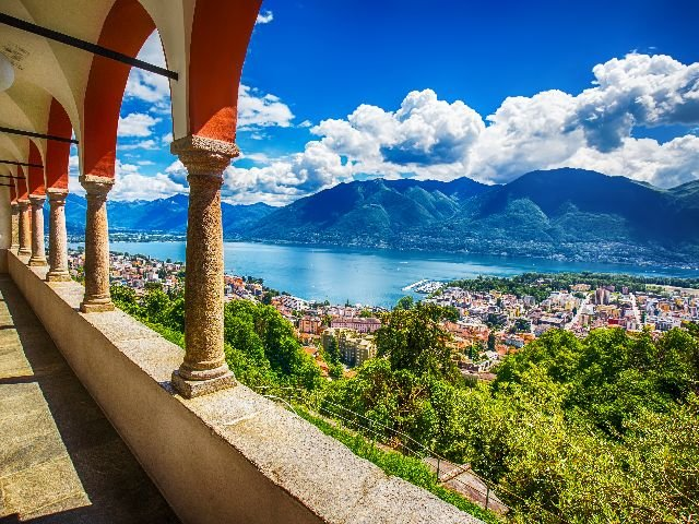 Italië - Lago Maggiore