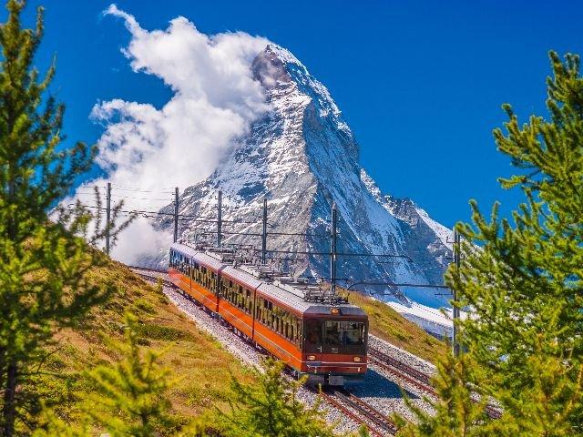 Zwitserland - Matterhorn - Gornergratbahn