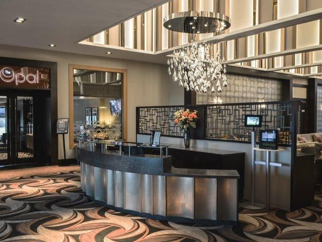 Schotland - Larkhall - Radstone Hotel -restaurant