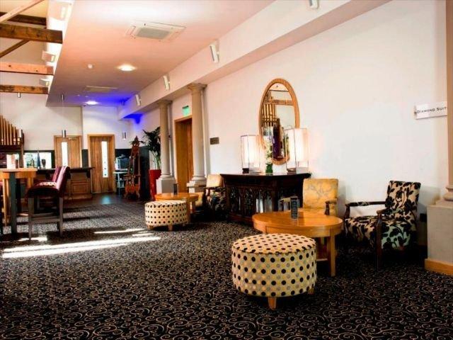 Schotland - Larkhall - Radstone Hotel - lobby