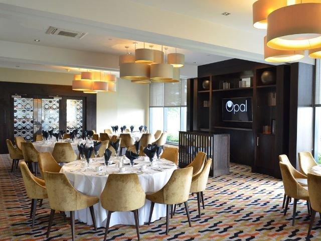 Schotland - Larkhall - Radstone Hotel - restaurant