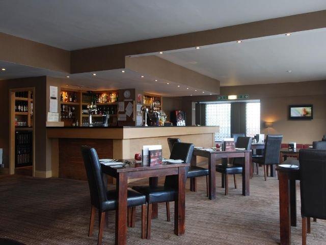 Schotland - Falkirk - The Cladhan Hotel  - Restaurant