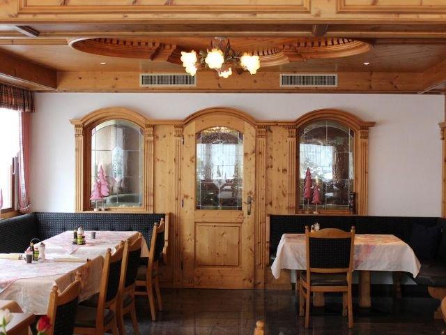 Saas-Grund - Hotel Eden *** - restaurant