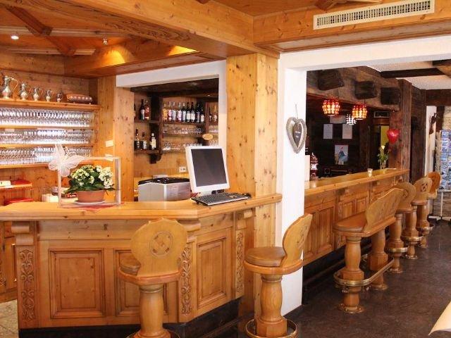 Saas-Grund - Hotel Eden *** - bar