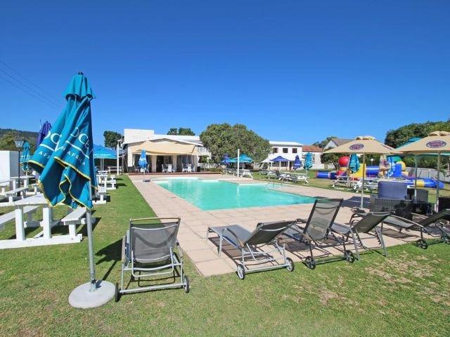 the dunes hotel & resort - zwembad