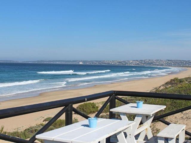 the dunes hotel & resort - uitzicht
