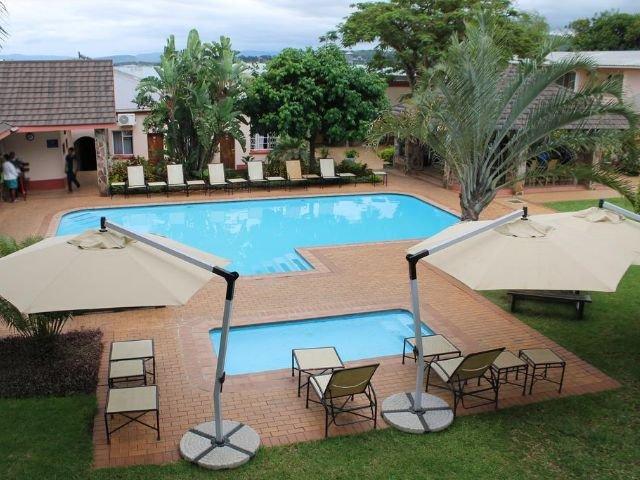 the george hotel - zwembad