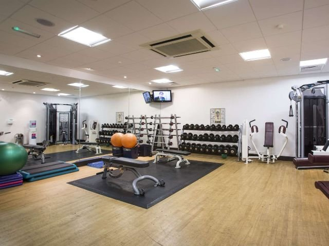 Groot Brittannië - Luton - Holiday Inn Luton South -  fitness