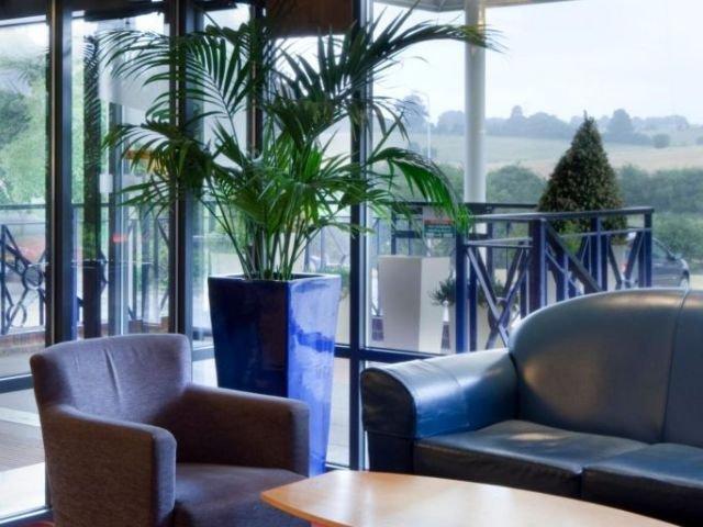 Groot Brittannië - Luton - Holiday Inn Luton South -  lobby