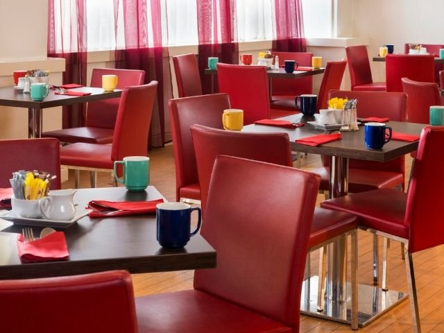 Groot Brittannië - Wales - Cardiff - Park Inn By Radisson Cardiff North - Restaurant