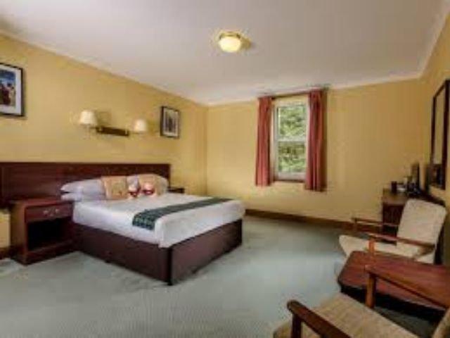 Groot Brittannië - Schotland - Dalmally - Muthu Dalmally Hotel - exterieur
