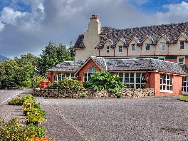 Groot Brittannië - Schotland - Dalmally - Muthu Dalmally Hotel - exterieur1