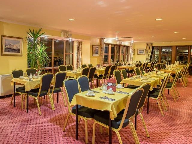 Groot Brittannië - Schotland - Dalmally - Muthu Dalmally Hotel - restaurant