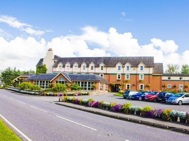 Groot Brittannië - Schotland - Dalmally - Muthu Dalmally Hotel - Voorbeeldkamer