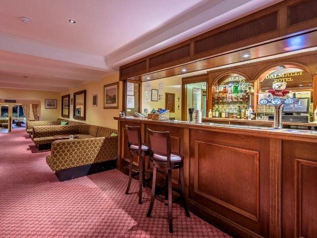Groot Brittannië - Schotland - Dalmally - Muthu Dalmally Hotel - bar