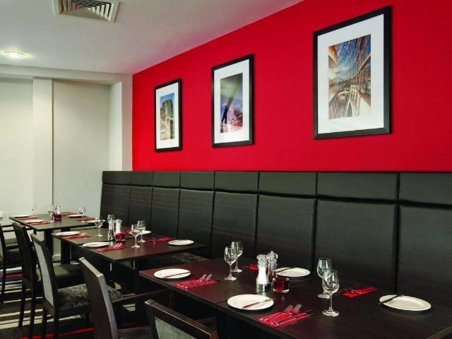 Groot Brittannië - Newcastle upon Tyne - Ramada Encore Newcastle-Gateshead - restaurant
