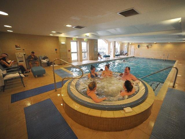 Groot Brittannië - Sheffield - Tankersley Manor Hotel - zwembad