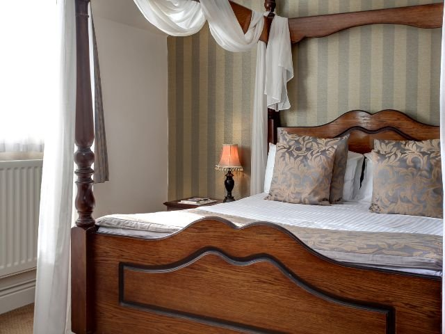 Groot Brittanië - Gravesend - Best Western Manor Hotel - kamer