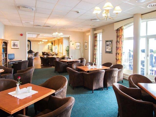 Noorwegen - Ryfylke - Ryfylke Fjord hotel - restaurant