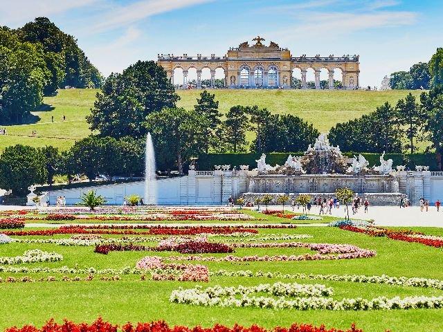 Oostenrijk - Wenen - Park Schönbrunn