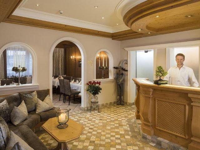 Jenbach - hotel Jenbacherhof **** - receptie