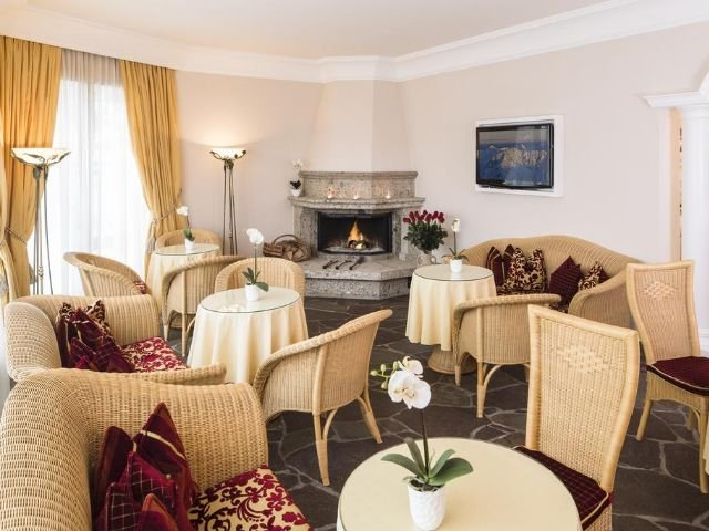 Jenbach - hotel Jenbacherhof **** - lounge