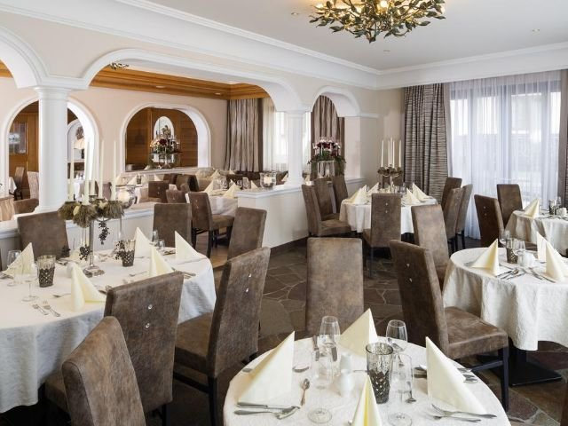 Jenbach - hotel Jenbacherhof **** - restaurant