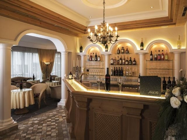 Jenbach - hotel Jenbacherhof **** - bar