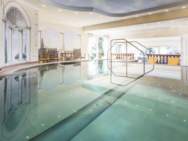 Jenbach - hotel Jenbacherhof **** - zwembad