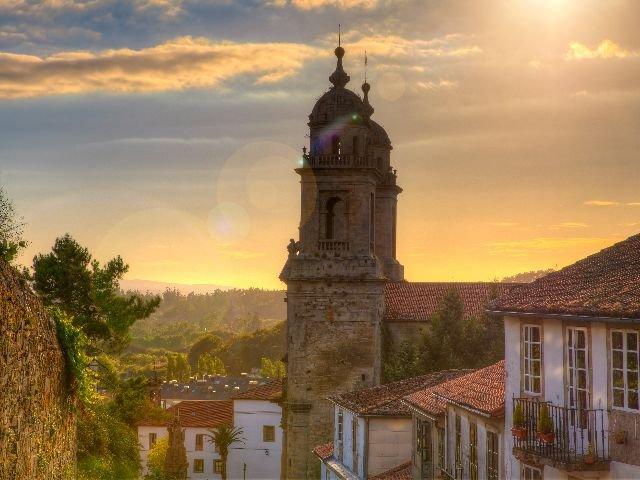 Spanje - Santiago de Compostela - kathedraal