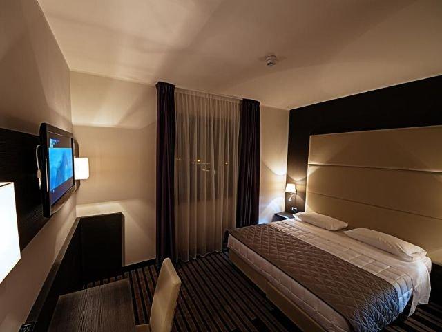 Monterotondo Scalo - Quality Hotel Green Palace **** - voorbeeldkamer