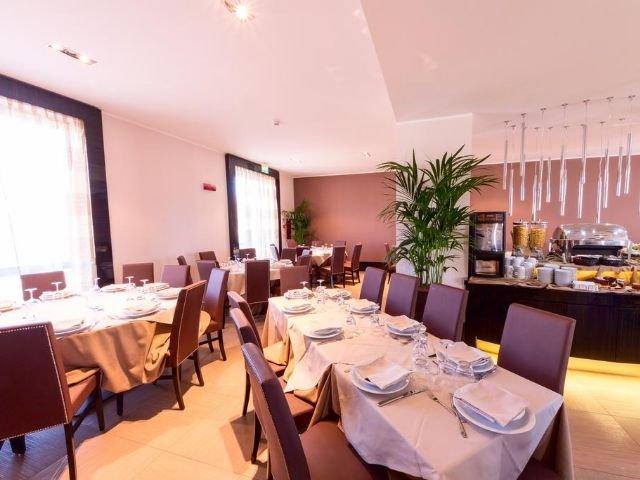 Monterotondo Scalo - Quality Hotel Green Palace **** - restaurant