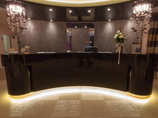 Monterotondo Scalo - Quality Hotel Green Palace **** - receptie