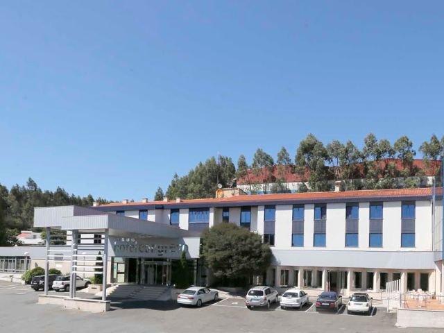 Spanje - Santiago de Compostela - Hotel Congreso - exterieur