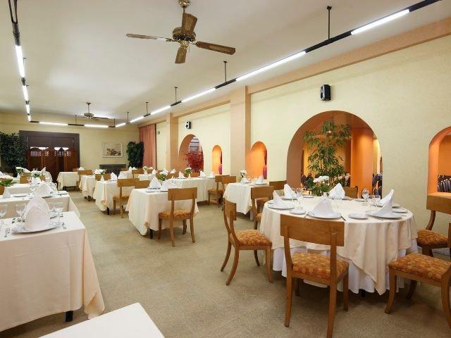 Spanje - Santiago de Compostela - Hotel Congreso - restaurant