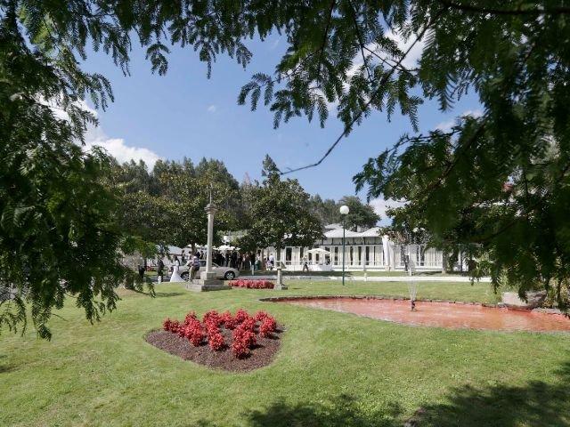 Spanje - Santiago de Compostela - Hotel Congreso - voorbeeldkamer