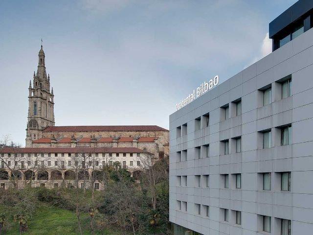 Spanje - Bilbao - Occidental Bilbao