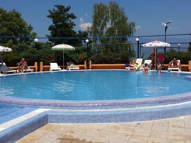 Ohrid - Hotel Metropol **** - zwembad