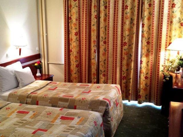 Ohrid - Hotel Metropol **** - voorbeeldkamer