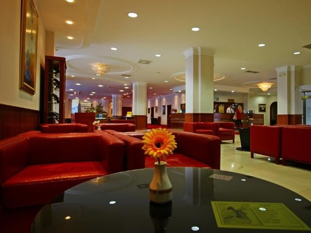 Ohrid - Hotel Metropol **** - lounge