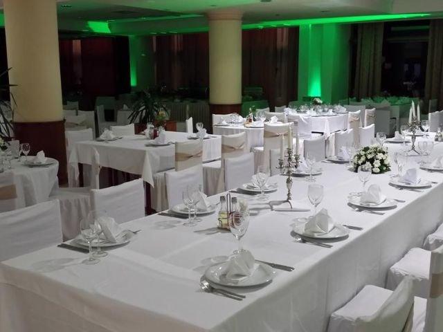 Ohrid - Hotel Metropol **** - restaurant