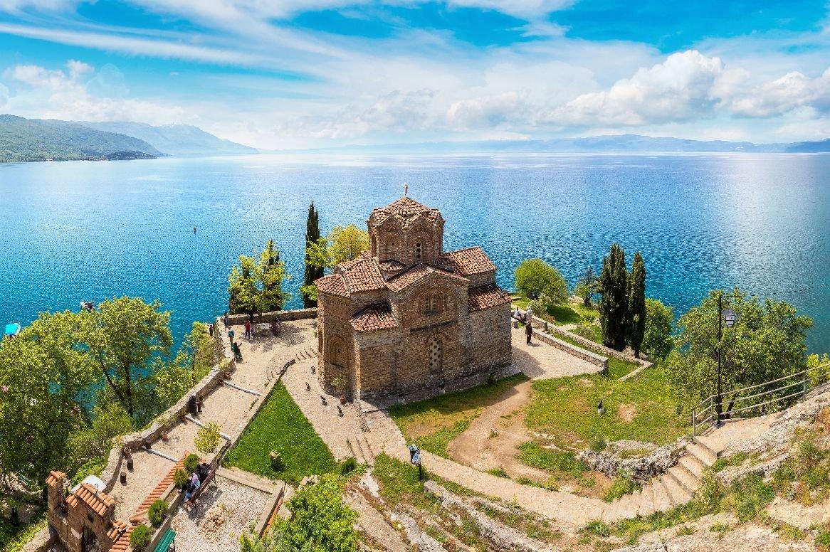 Vlieg busreis Betoverend Macedonië