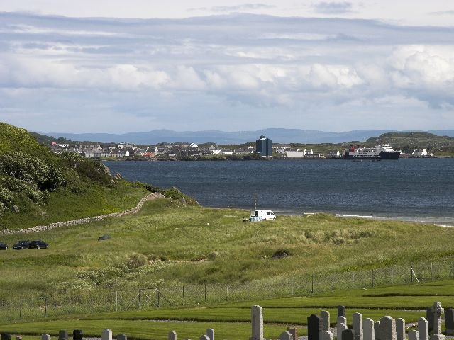 Groot - Brittannië - Schotland - Isle of Islay - Port Ellen