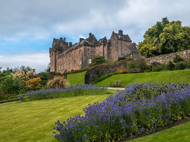 Groot Brittannie - Schotland - Isle of Arran - Brodick Castle