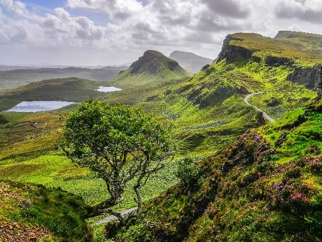 Groot - Brittanië - Schotland - Isle of Skye