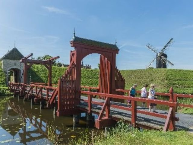 Nederland - Er gaat niets boven Groningen - Bourtange