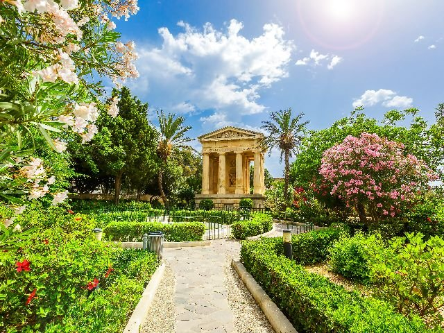 Barrakka Gardens