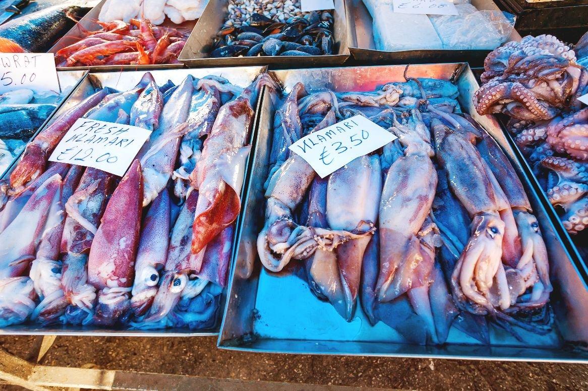 Vismarkt Malta